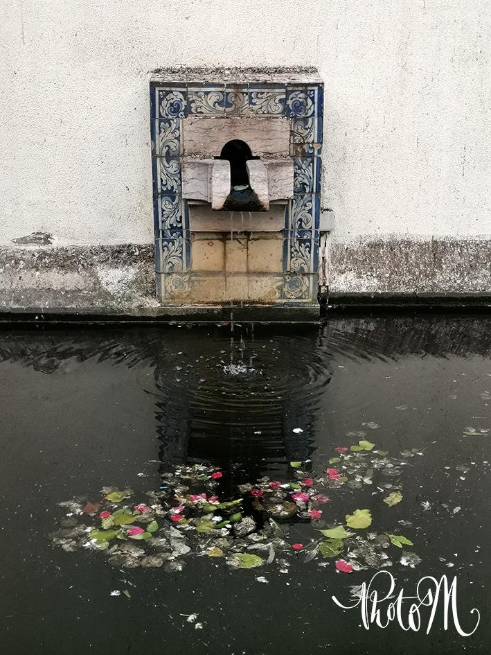 Photos-M fontaine à Lisbonne